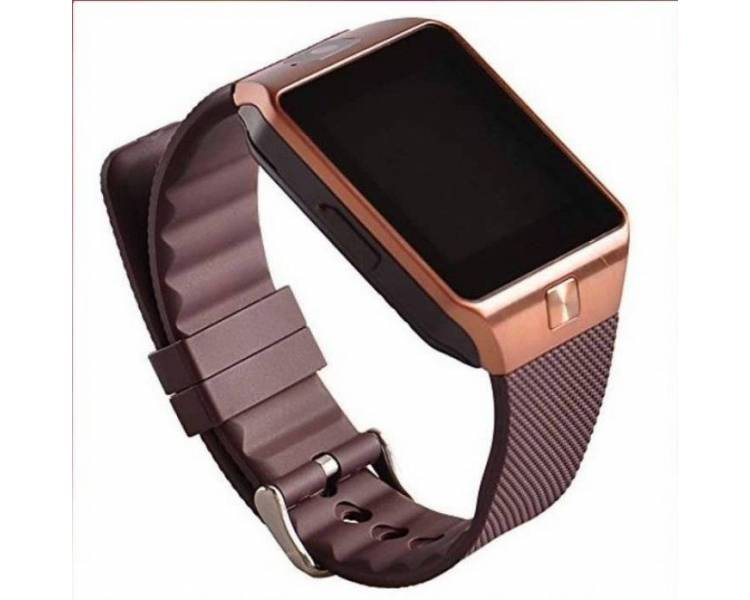 DZ09 Smartwatch Smart Watch Phone Sim Kamera Bluetooth Android IOS  - 1