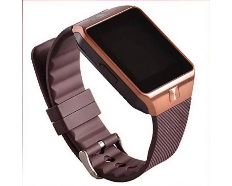 Reloj Inteligente DZ09 SmartWatch Sim Telefono Android IOS Bluetooth Cámara  - 1