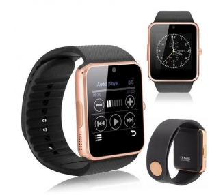 Reloj Inteligente GT08 SmartWatch Sim Telefono Android IOS Bluetooth Cámara  - 1