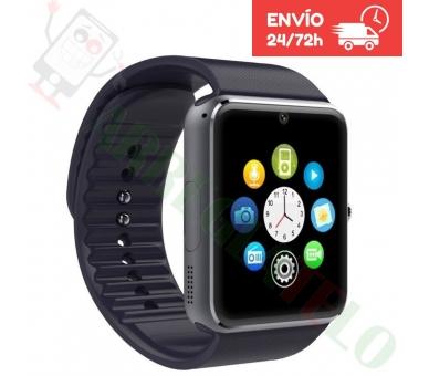 Smart Watch GT08 SmartWatch Sim Android-telefoon IOS Bluetooth-camera  - 2