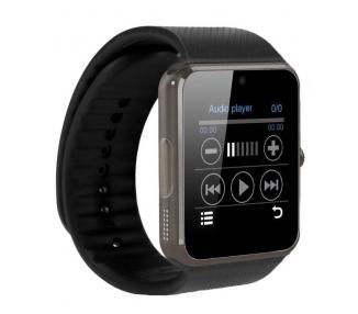 GT08 SmartWatch montre téléphone intelligent Sim caméra Bluetooth Android IOS - 1