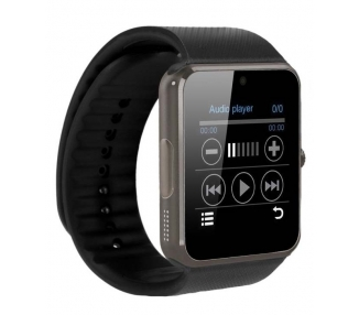 GT08 Smartwatch Smart Watch Phone Sim Kamera Bluetooth Android IOS