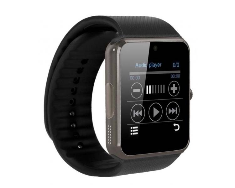 Smart Watch GT08 SmartWatch Sim Android-telefoon IOS Bluetooth-camera  - 1
