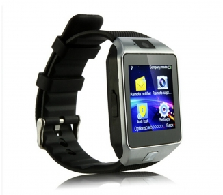Smart Watch DZ09 SmartWatch Sim Android-telefoon IOS Bluetooth-camera