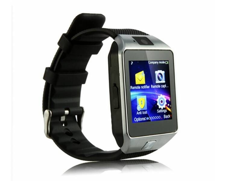 Smart Watch DZ09 SmartWatch Sim Android-telefoon IOS Bluetooth-camera  - 1