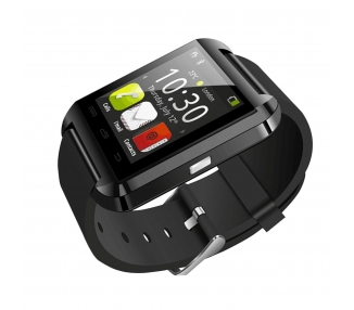 Reloj Inteligente Bluetooth Smartwatch U 8 para Android e IOS