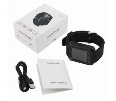 U8 Smartwatch Smart Watch Phone Sim Kamera Bluetooth Android IOS  - 3