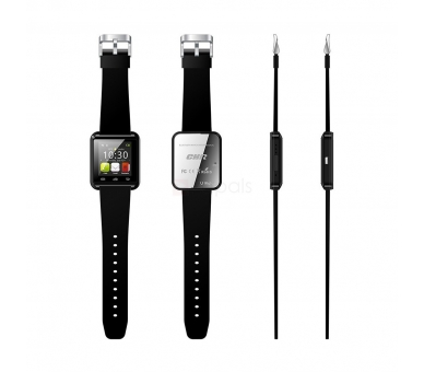 U8 Smartwatch Smart Watch Phone Sim Kamera Bluetooth Android IOS  - 5