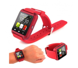 Bluetooth Smartwatch U 8 Smartwatch voor Android en IOS