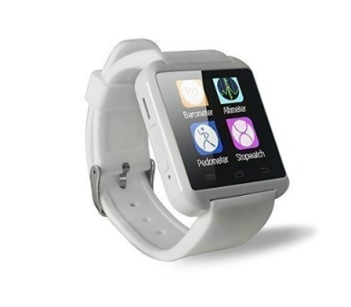 Bluetooth Smartwatch U 8 Smartwatch voor Android en IOS  - 1