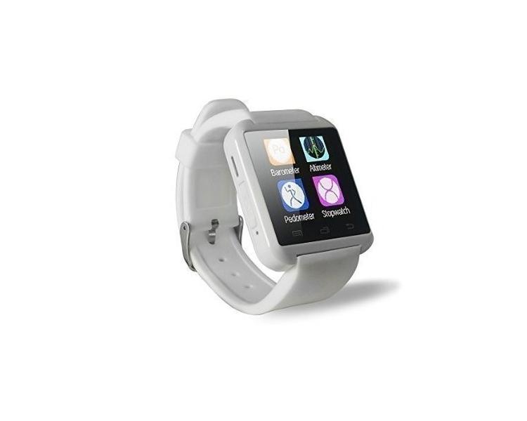 Reloj Inteligente Bluetooth Smartwatch U 8 para Android e IOS  - 1