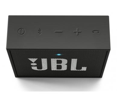JBL Go - Draagbare luidspreker voor smartphones, tablets en mp3-apparaten, zwart JBL - 8