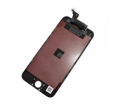 Pełny ekran z wyświetlaczem LCD i ramką dotykową dla iPhone 6 Czarny Czarny ARREGLATELO - 5
