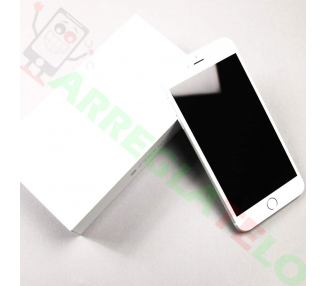 Apple iPhone 6 32 GB - srebrno-biały