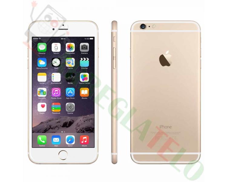 "Apple iPhone 6 Smartphone libre iOS 4.7"" 8Mp 32GB Oro Dorado Apple - 1"