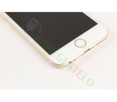 "Apple iPhone 6 Smartphone libre iOS 4.7"" 8Mp 32GB Oro Dorado Apple - 8"