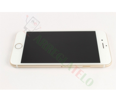 "Apple iPhone 6 Smartphone libre iOS 4.7"" 8Mp 32GB Oro Dorado Apple - 10"
