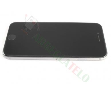 "Apple iPhone 6 Smartphone libre iOS 4.7"" 8Mp 16GB Gris Espacial NTI Apple - 4"