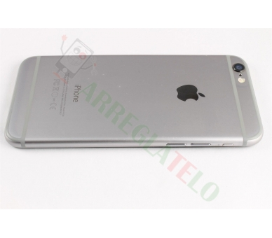 "Apple iPhone 6 Smartphone libre iOS 4.7"" 8Mp 16GB Gris Espacial NTI Apple - 9"