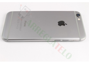 Apple iPhone 6 16GB - Gris Espacial - Sin Touch iD - A+ Apple - 9
