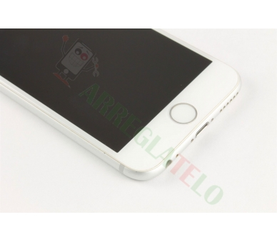 Apple iPhone 6 16GB - Plata - Sin Touch iD - A+ Apple - 8