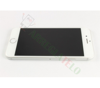 Apple iPhone 6 16GB - Plata - Sin Touch iD - A+ Apple - 9