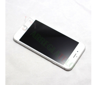 Apple iPhone 6 16GB - Plata - Sin Touch iD - A+ Apple - 12