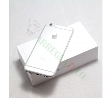 Apple iPhone 6 16GB - Plata - Sin Touch iD - A+ Apple - 16
