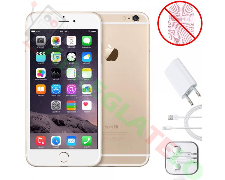 Apple iPhone 6 Smartphone libre iOS 8Mp 64GB Dorado ORO NTI Apple - 1