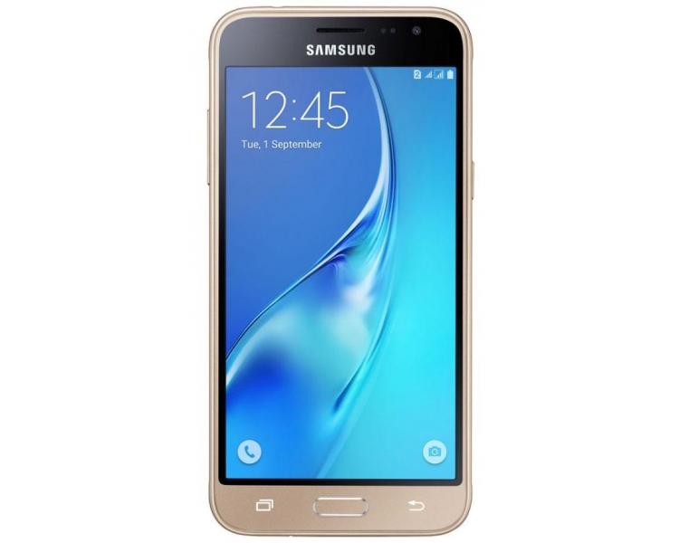Samsung Galaxy J3 2016 Goud Quad Core Amoled 8GB Samsung - 1