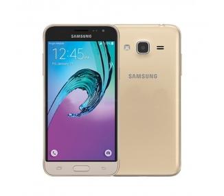 Samsung Galaxy J3 2016 Złoty czterordzeniowy Amoled 8 GB