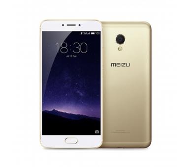 Meizu MX6 32GB 4G 3G RAM DECA CORE FHD 12 MPX Goud Goud Meizu - 1