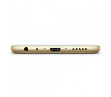 Meizu MX6 32GB 4G 3G RAM DECA CORE FHD 12 MPX Goud Goud Meizu - 4