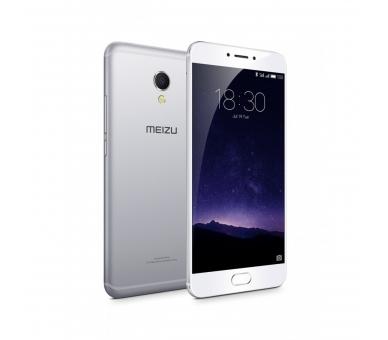 Meizu MX6 32GB 4G 3G RAM DECA CORE FHD 12 MPX Smartphone Plata Blanco Meizu - 1