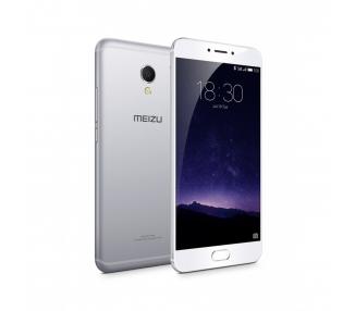 Meizu MX6 32GB 4G 3G RAM DECA CORE FHD 12 MPX Plata Blanco Meizu - 1