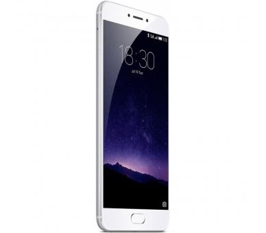 Meizu MX6 32GB 4G 3G RAM DECA CORE FHD 12 MPX Zilver Wit Meizu - 2