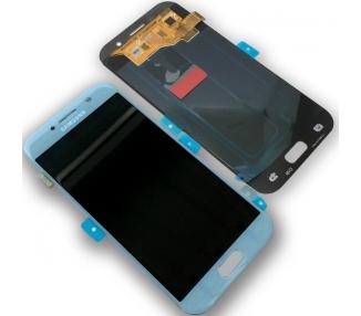 Pantalla Completa Original para Samsung Galaxy A5 A520F 2017 Azul Samsung - 1