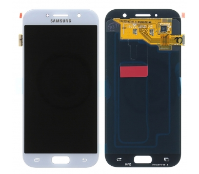 Display For Samsung Galaxy A5 2017, Color Blue, OLED Samsung - 2