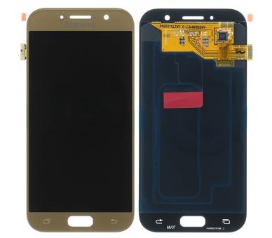 Origineel volledig scherm voor Samsung Galaxy A5 A520F 2017 Gold Gold Samsung - 4