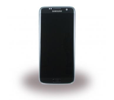 Origineel volledig scherm met frame voor Samsung Galaxy S7 Edge Zwart Zwart Samsung - 2
