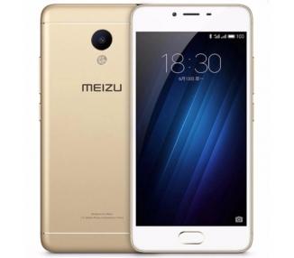 Meizu M3S 4G 2GB RAM 16GB OCTACORE 1'5 GHz 5' FHD IPS CAMERA 13.0MP Dorado Oro Meizu - 1