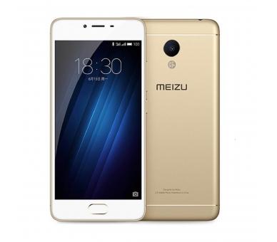 Meizu M3S 4G 2GB RAM 16GB OCTACORE 1'5 GHz 5' FHD IPS CAMERA 13.0MP Gold Oro Meizu - 2