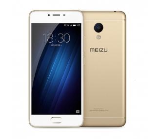 Meizu M3S 4G 2GB RAM 16GB OCTACORE 1'5 GHz 5' FHD IPS CAMERA 13.0MP Dorado Oro Meizu - 2