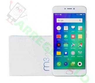 Meizu M3 Note 32GB Version Internacional 4G 3GB IPS OCTA CORE Blanco Plata Meizu - 1