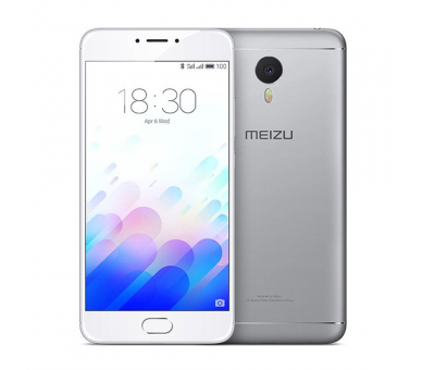 Meizu M3 Note 32GB Internationale versie 4G 3GB IPS OCTA CORE Wit Zilver Meizu - 2