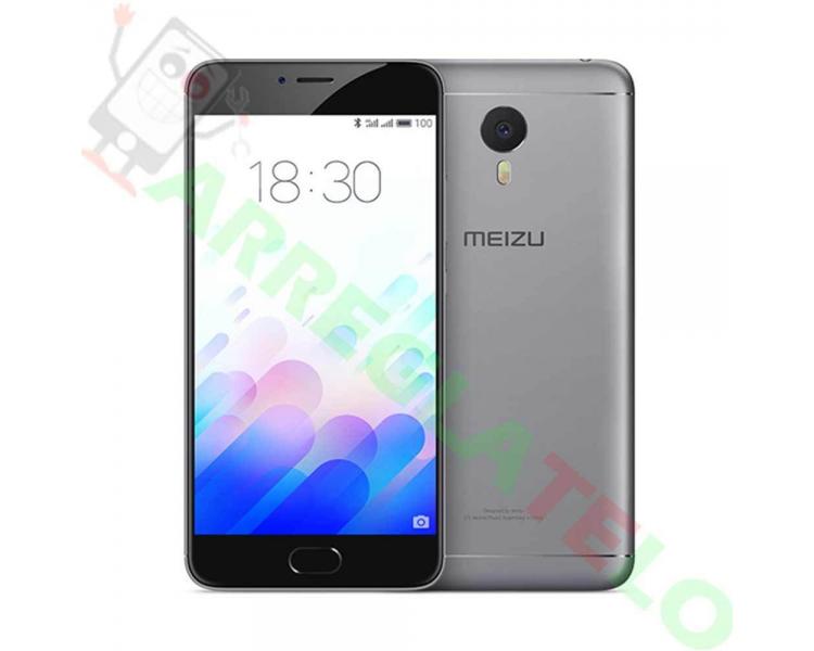Meizu M3 Note 32GB Internationale versie 4G 3GB RAM IPS OCTA CORE 1.8 GHZ Grijs Meizu - 1
