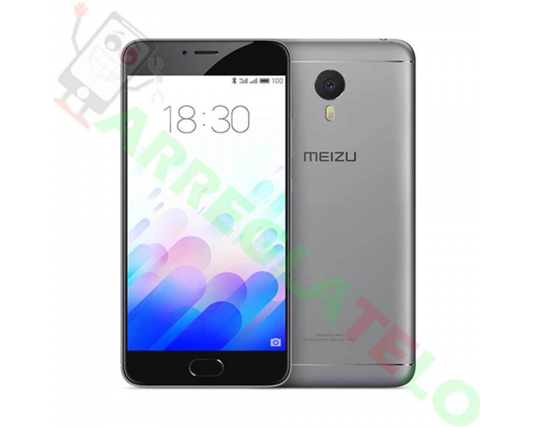 Meizu M3 Note 32GB Version Internacional 4G 3GB RAM IPS OCTA CORE 1.8 GHZ Gris Meizu - 1