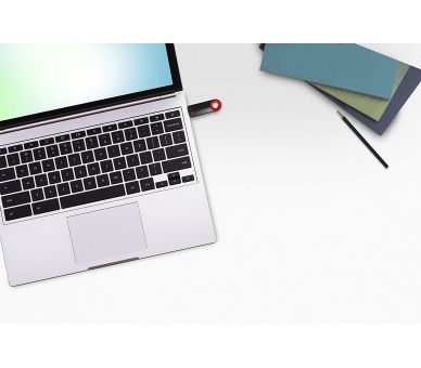 SanDisk Cruzer Dial 32 GB USB 2.0 Flash Drive  - 4