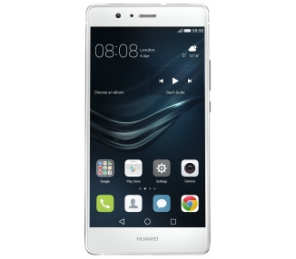 "Huawei P9 lite 5.2"" 4G 3GB RAM 16GB 13MP Android 6 Marshmallow Blanc"