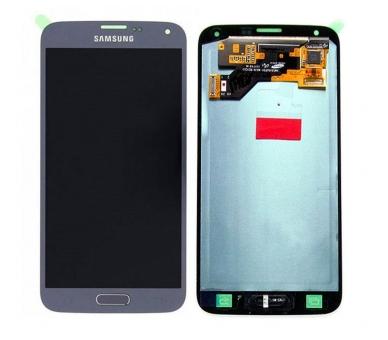 Origineel scherm voor Samsung Galaxy S5 Neo Silver G903F SM-G903F Samsung - 3